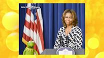 'Muppets Most Wanted' Film Screening at the White House