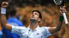 New power serve sends Djokovic into Aussie Open round three