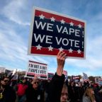 Donald Trump backs away from e-cigarette flavours ban over election fears