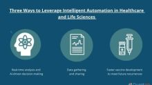 Quantzig: Intelligent Automation Can Prove Resourceful for the Healthcare and Life Sciences Sector | Contact Us for Detailed Insights