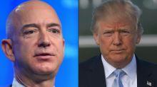 Amazon acusa Trump de pressionar para afastá-la de contrato com Pentágono
