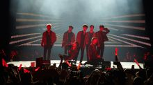 "iKON 'paints the stadium red' with their ""2018 Continue Tour in KL"""