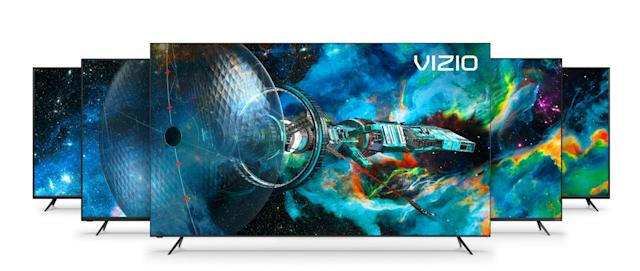 Vizio's new 4K TVs start at $230