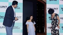 Kareena is exhibiting the best of modern maternity wear