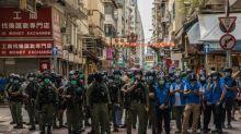 Hong Kong : émoi après l'arrestation musclée d'une fillette de 12 ans