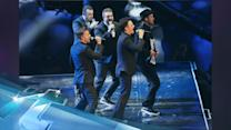 'N Sync Reunion At MTV VMAs - No Tour In The Works