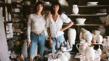 Rouje : Jeanne Damas dévoile une sublime collection en faveur de la Maison des Femmes