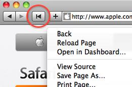Safari extension highlight: SnapBack and Reload