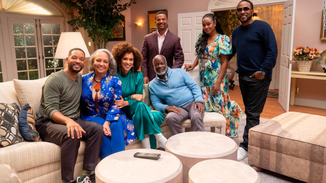 Fresh Prince Of Bel Air Reunion Gives All The Feels