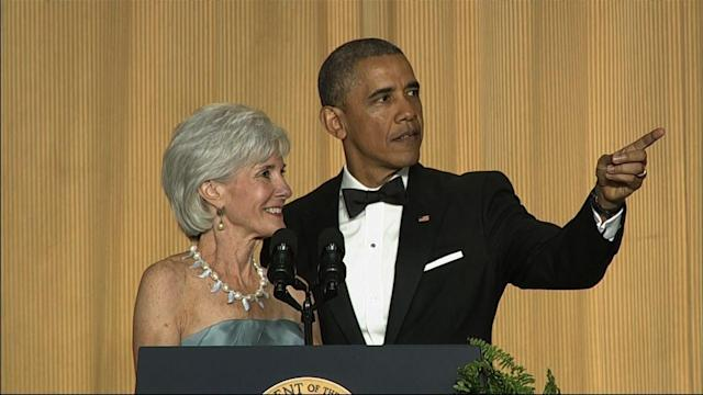 Obama Brings Out Sebelius to Troubleshoot Tech