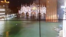 Venice flooding hits second highest level ever