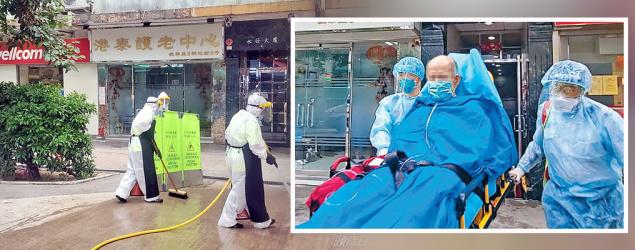 香港新增48宗確診個案