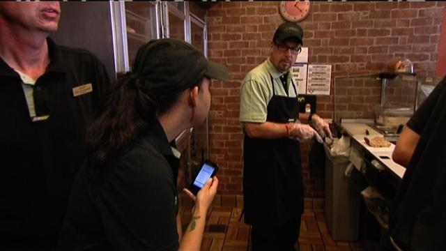 Undercover Boss - Preview: 'Subway'