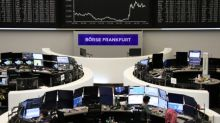 China stimulus hopes, chip stocks push European shares higher