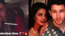 Nick Jonas and Priyanka Chopra Had the Most Lit Engagement Party Last Night