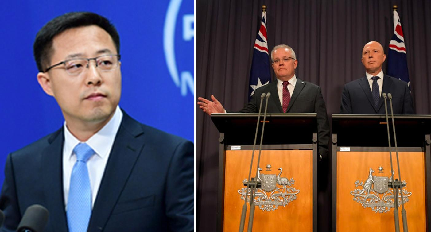 'Totally untenable': China blasts Australia's politicians over 'sinister intentions'