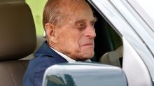 Prince Philip won't be charged for shocking car crash