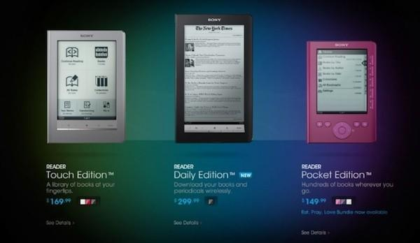 Sony cuts e-reader prices: Pocket Edition now $149