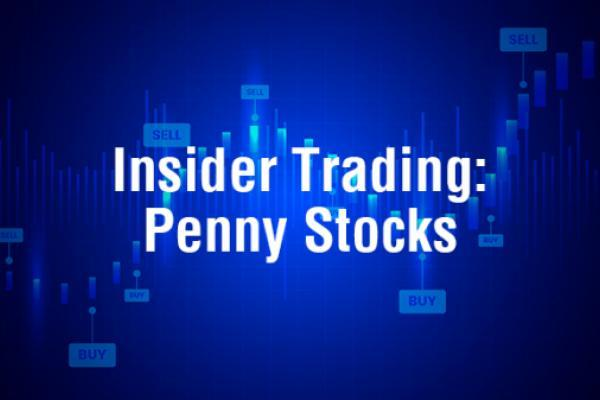 4 Penny Stocks Insiders Are Buying