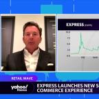Express CEO Tim Baxter very bullish as company executes its turnaround strategy