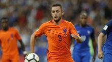Foot - L. nations - HOL - Pays-Bas : le défenseur Stefan de Vrij (Inter) forfait