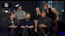 Awkward scenes as Ben Affleck cracks ill-judged joke about Hollywood harassment