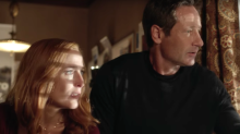 'The X-Files': David Duchovny Hints at 'Hanky-Panky' for Mulder and Scully (and new footage backs him up)