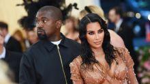 """Los pasos que Kim Kardashian estaría dando para un """"divorcio silencioso"""" de Kanye West"""