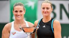 Roland-Garros : Mladenovic et Babos conservent leur titre en double