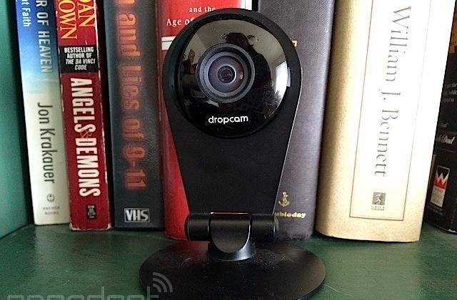 Dropcam can now tell the difference between your cat and boyfriend