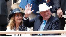 La primera imagen de Juan Carlos I en Abu Dabi tras dejar España