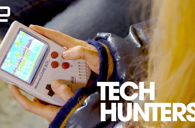Tech Hunters: Opening up new worlds with the Nintendo GameBoy