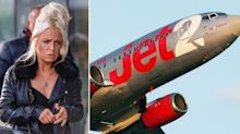 Plane passenger who forced Jet2 flight to divert by trying to open door is jailed