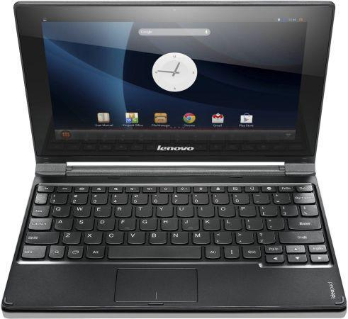 Lenovo introduces the A10, its first Android-powered convertible laptop
