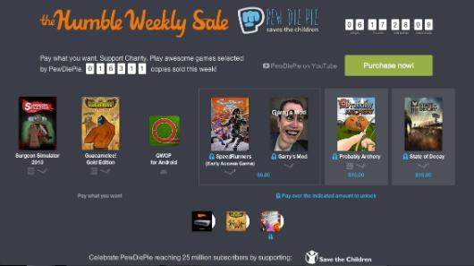 Humble Weekly Sale: Guacamelee, Surgeon Simulator, State of Decay