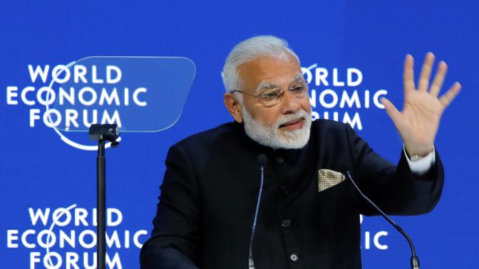 Trump set to take on Davos globalism and optimism