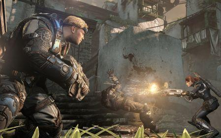Gears of War: Judgment's Free-For-All mode playable this week at PAX Prime