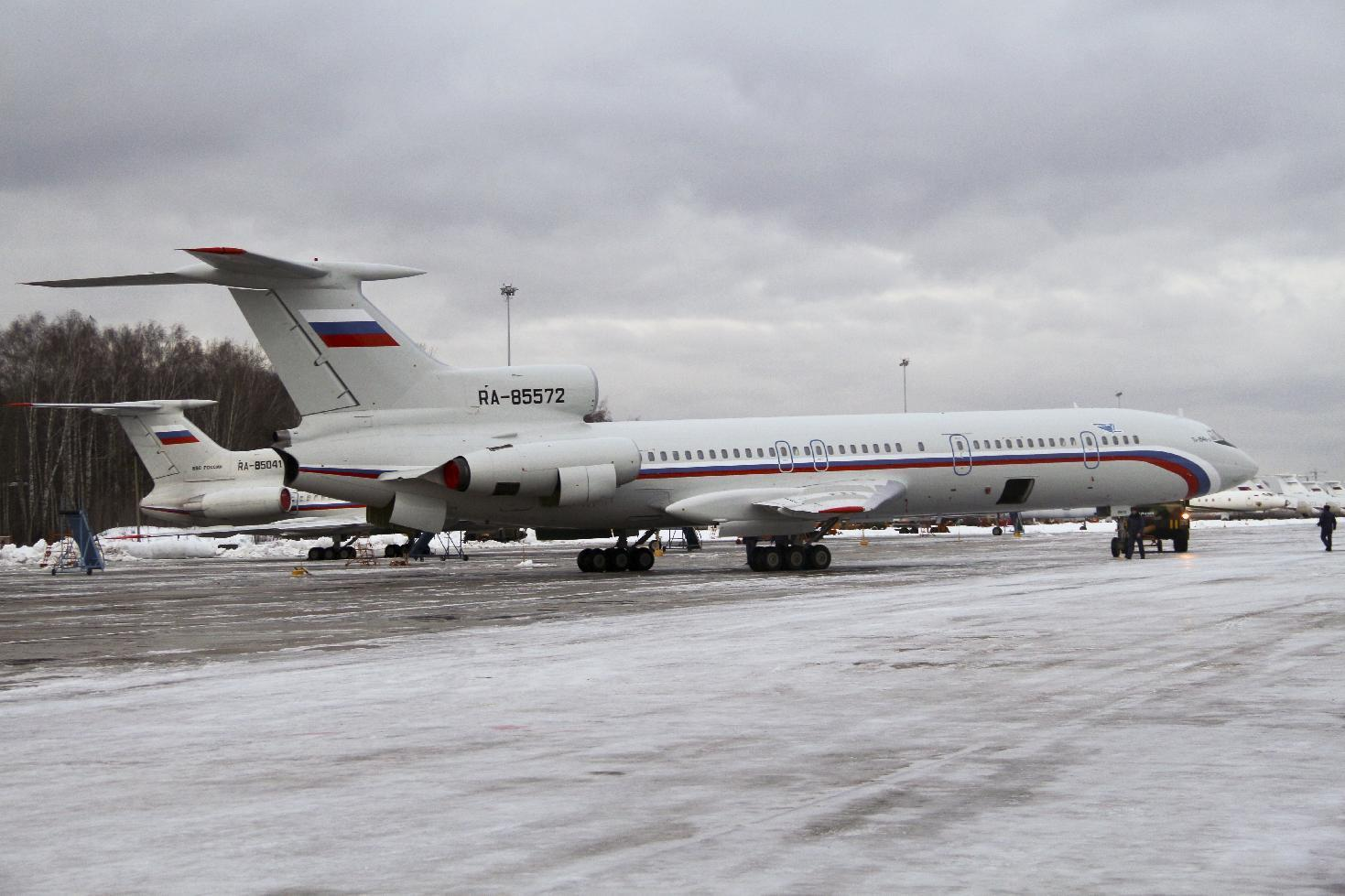 The full list of Tu-154 passengers who fell into the Black Sea has been published on 12/25/2016 69