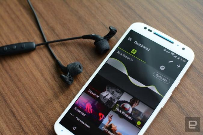 Jaybird's Freedom wireless earbuds balance sound and battery life
