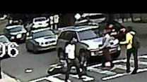 Two Men Attempt to Steal Dirt Bike at NYC Red Light
