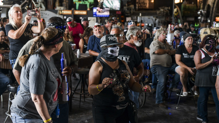 Residents 'powerless' to prevent Sturgis bike rally