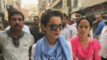 EXCLUSIVE: Kangana Ranaut rushed to the hospital after suffering an injury on the sets of Manikarnika