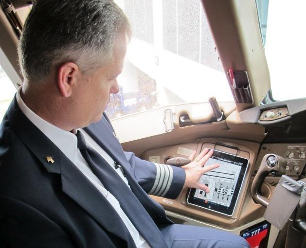 American Airlines flights delayed because of iPad app glitch