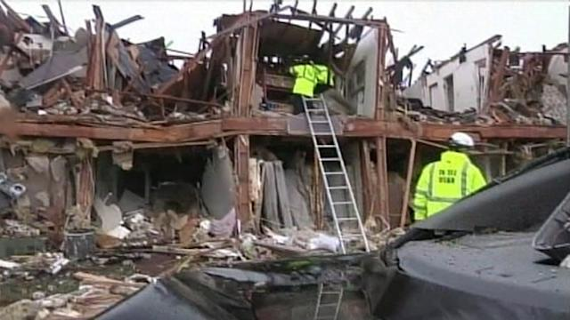 Deadly Fertilizer Plant Explosion: Search Continues for Missing
