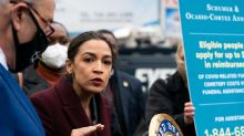 'Give back her socialist cash': Democrats pushed to return campaign donations from Alexandria Ocasio-Cortez