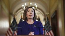 Yakin Menang, Ketua DPR AS Nancy Pelosi Sebut Joe Biden Presiden Terpilih