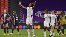 Wendie Renard rises highest for Lyon and PSG are pushed aside once again