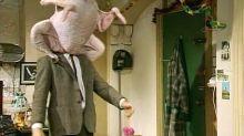 'Friends' stole turkey-on-the-head gag from 'Mr. Bean', says Richard Curtis