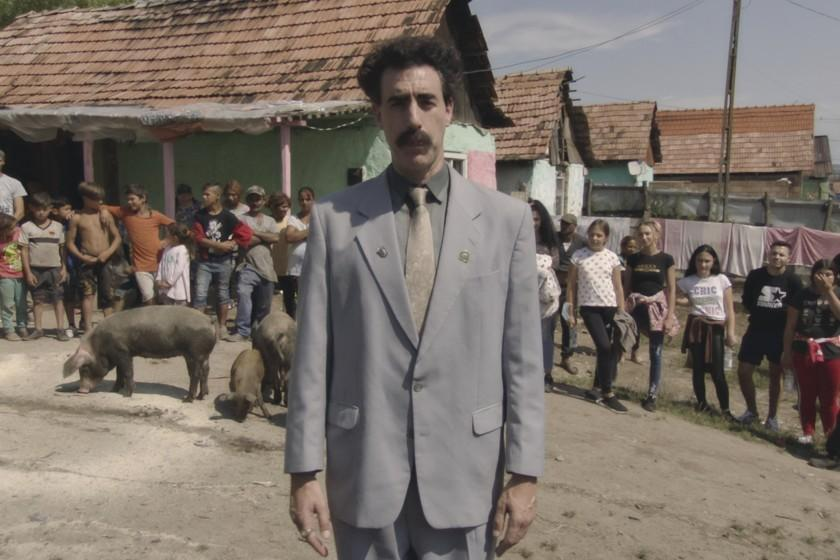 Why I'm not laughing at the new 'Borat' movie