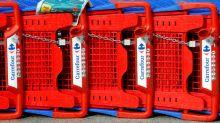 Retailer Carrefour's shares surge after third-quarter sales rise